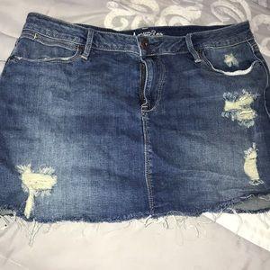 American Rag Denim skirt